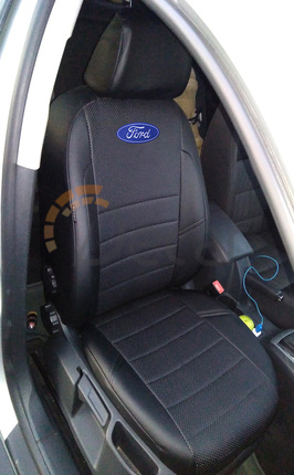 Чехлы экокожа FORD ESCAPE, MAVERICK